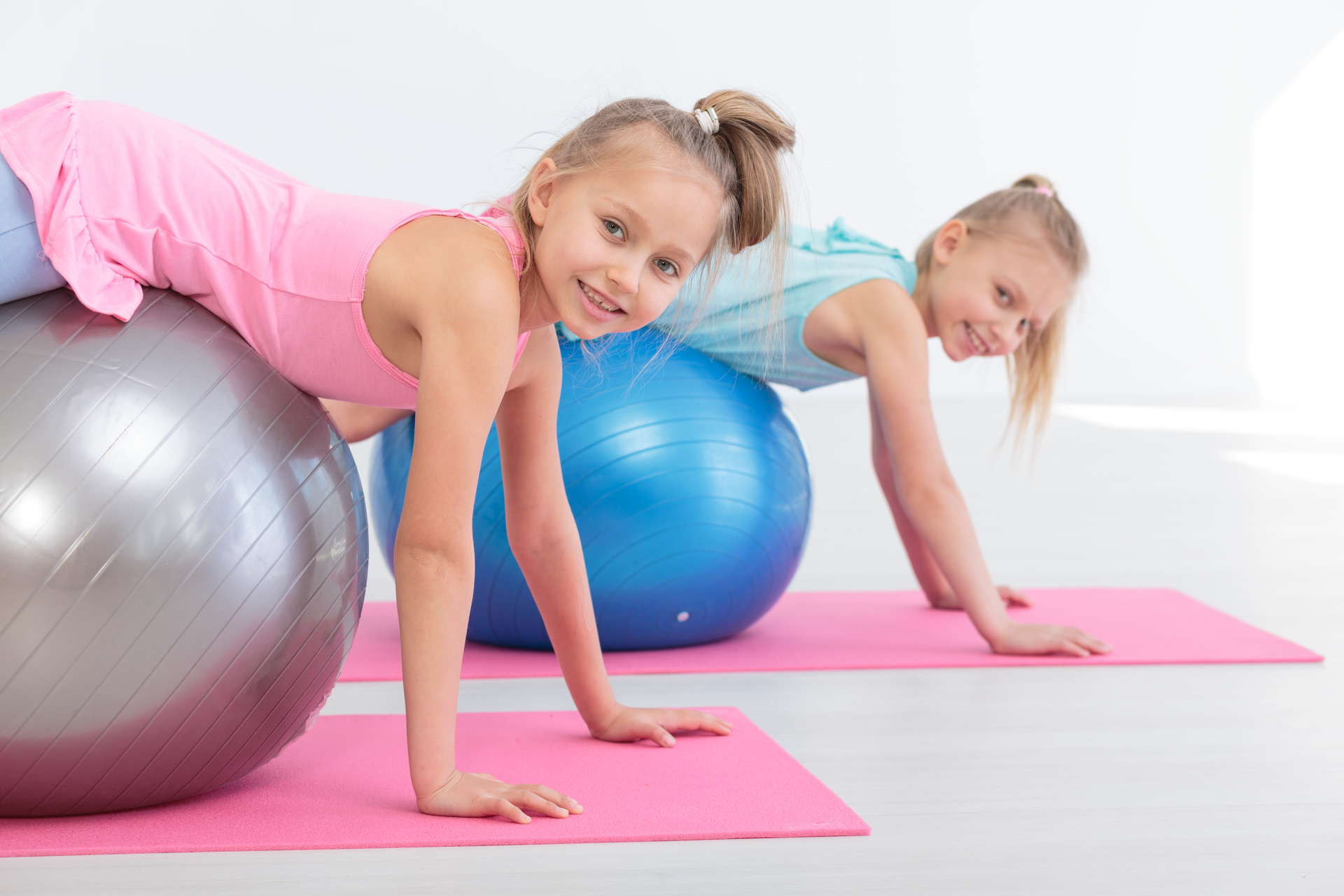 Pity, teen on yoga ball topic simply